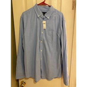 Gap button down sz L slim fit new with tag